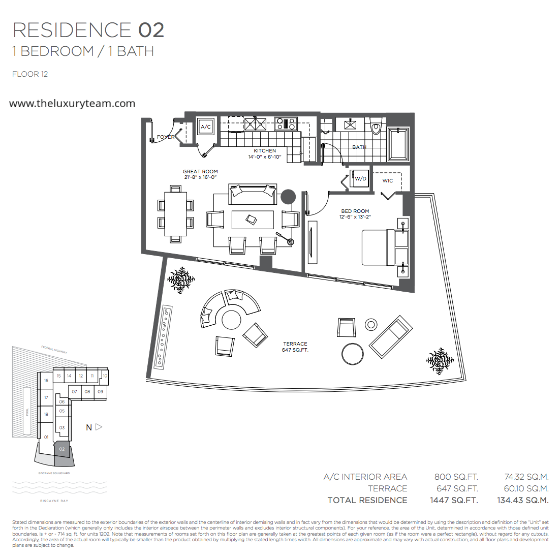 Marina Blue Floor Plans: New Condos At Baltus House—The Luxury Team