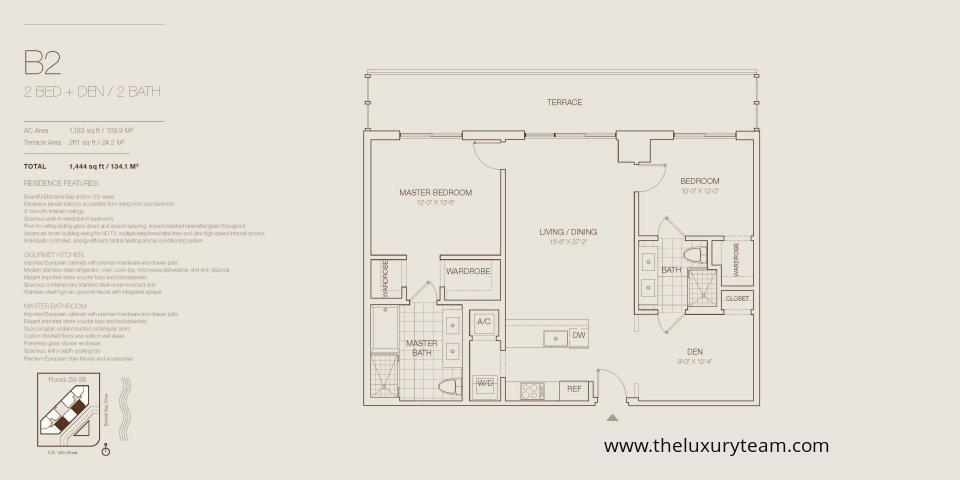Brickell House Tlt Realtors