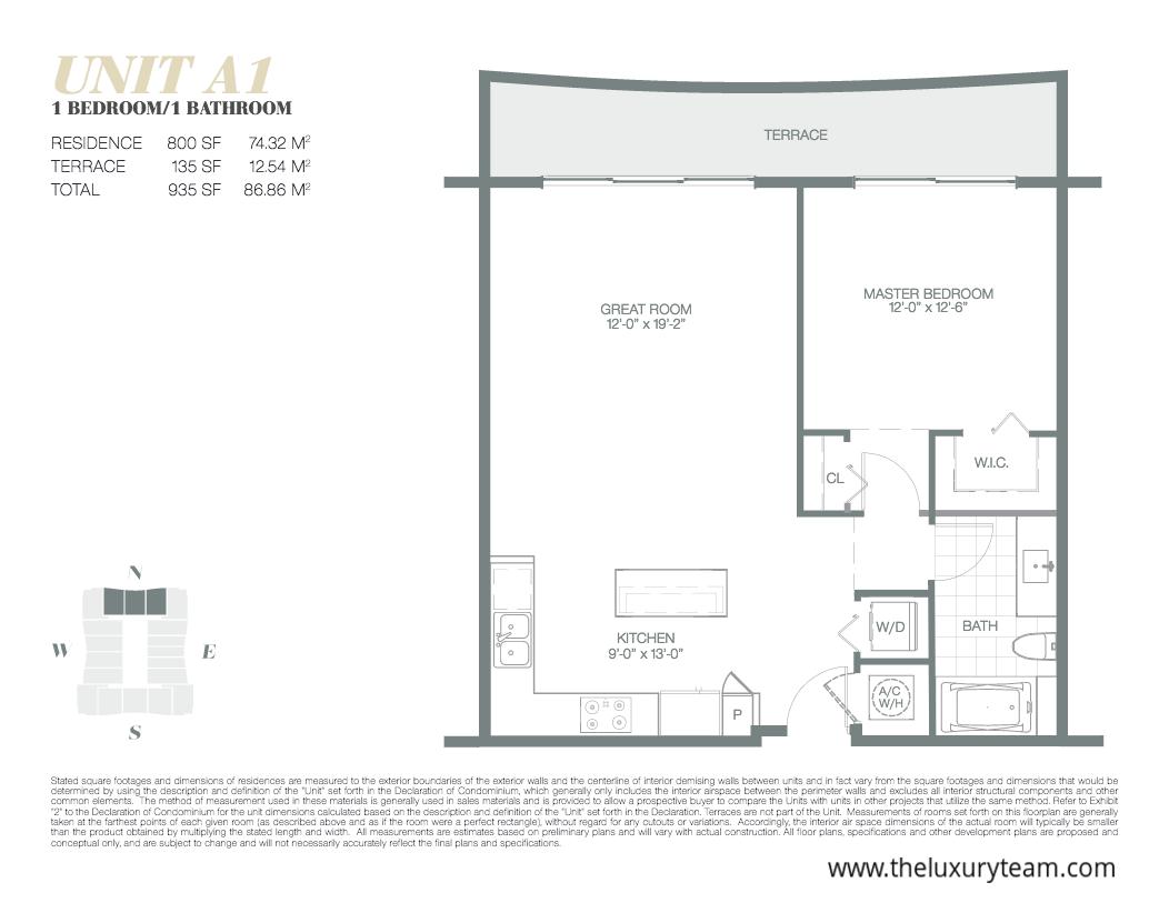 Echo Brickell Floor Plans New Condos At Canvas Condos Miami The Luxury Team