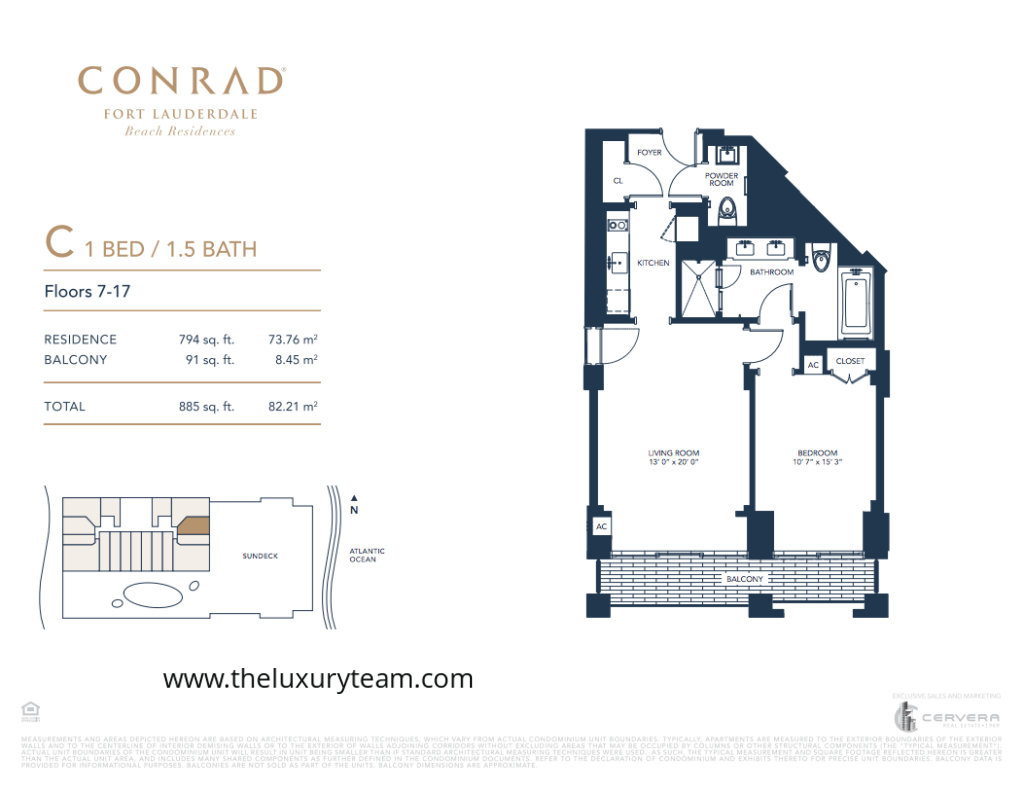 Find Condos By Conrad Hotels And Resorts In Florida