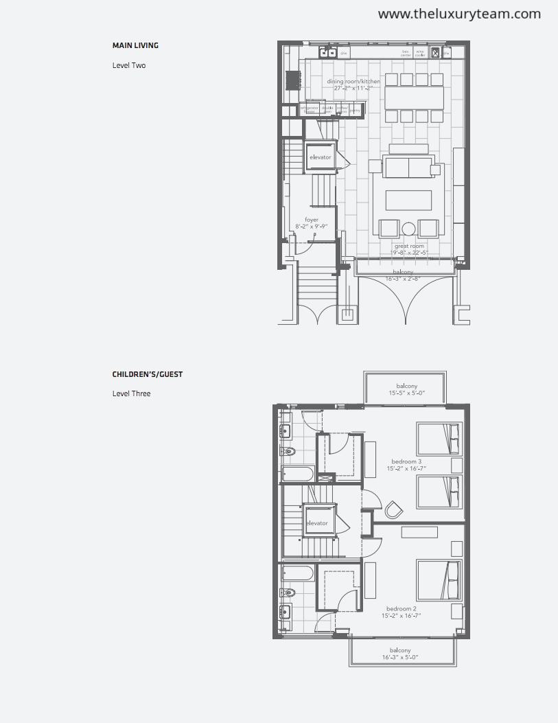new condos at ocean seven residences surfside u2014the luxury team