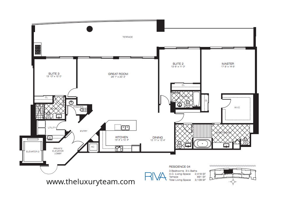 Find A Condo At The Riva In Fort Lauderdale Florida